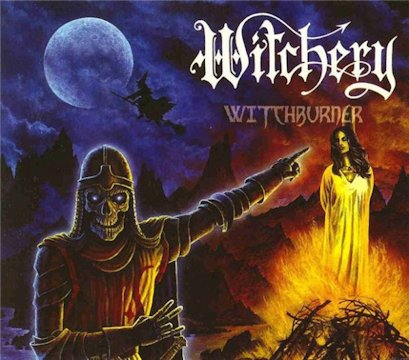 Witchery - Witchburner