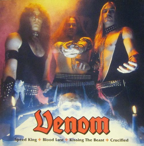 Venom - The Venom Archive