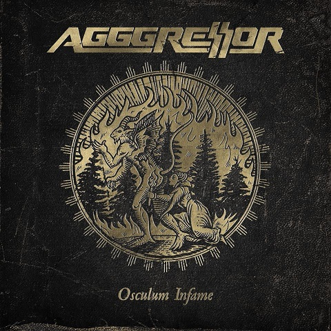 Agggressor - Osculum Infame