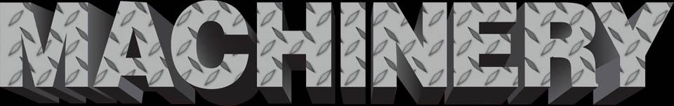 Machinery - Logo