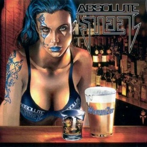 Absolute Steel - Womanizer