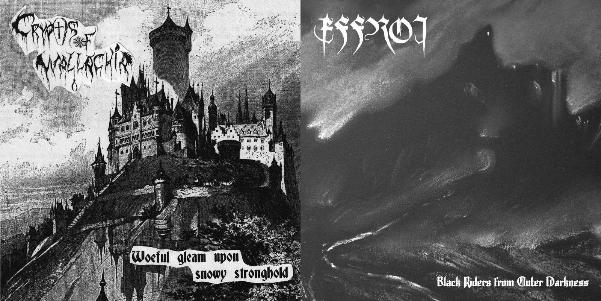 Crypts of Wallachia / Effroi - Effroi / Crypts of Wallachia