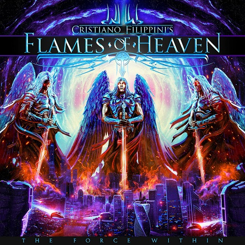 Cristiano Filippini's Flames of Heaven - The Force Within