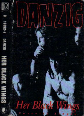 Danzig - Her Black Wings