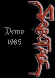 Sabotage - Demo 1985