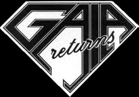 Gaia Returns - Logo
