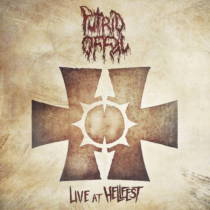 Putrid Offal - Live at Hellfest 2017