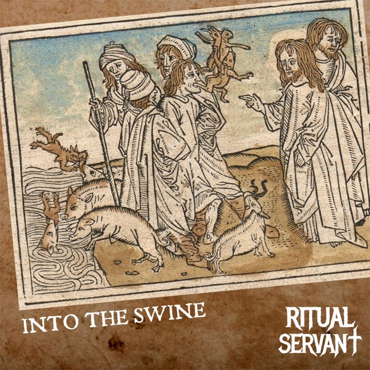 Ritual Servant - Into the Swine