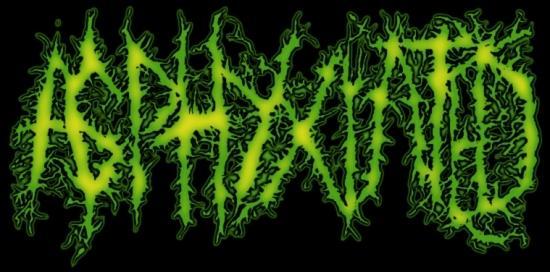 Asphyxiated - Logo