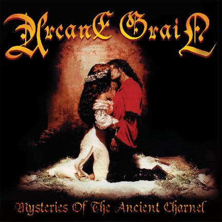 Mysteries of the Ancient Charnel cover (Click to see larger picture)