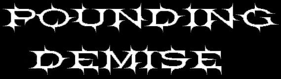 Pounding Demise - Logo