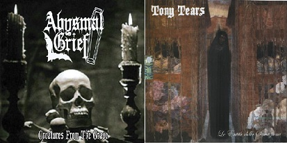 Abysmal Grief / Tony Tears - Creatures from the Grave / Le entità della salvazione