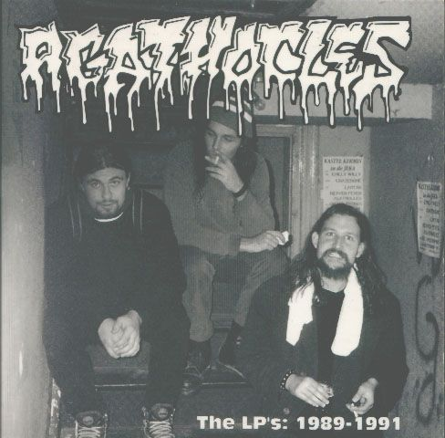 Agathocles - The LP's: 1989-1991