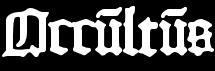 Occultus - Logo