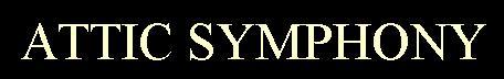 Attic Symphony - Logo