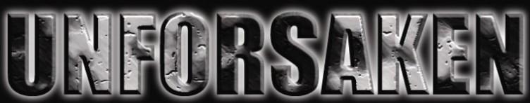 Unforsaken - Logo