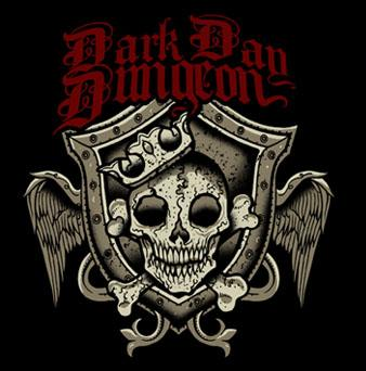 Dark Day Dungeon - Logo