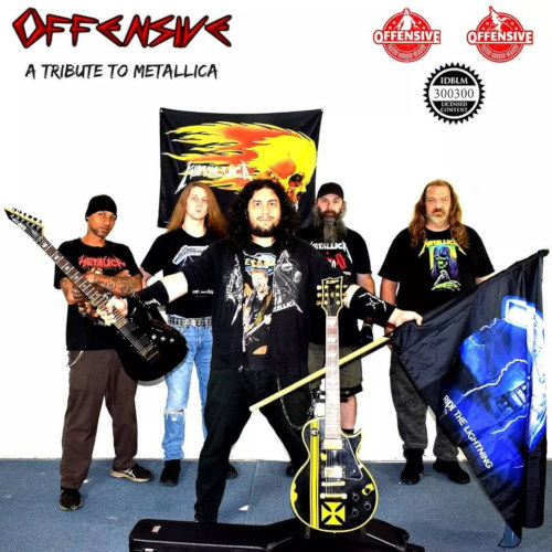 Offensive - A Tribute to Metallica