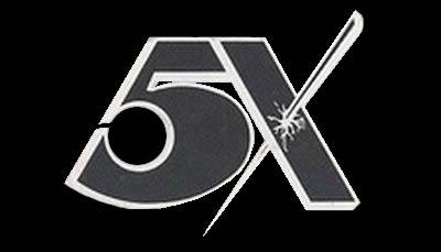 5X - Logo