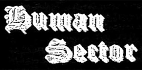 Human Sector - Logo