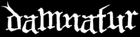 Damnatur - Logo