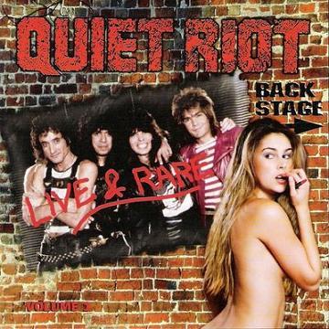 Quiet Riot - Live & Rare. Volume 1