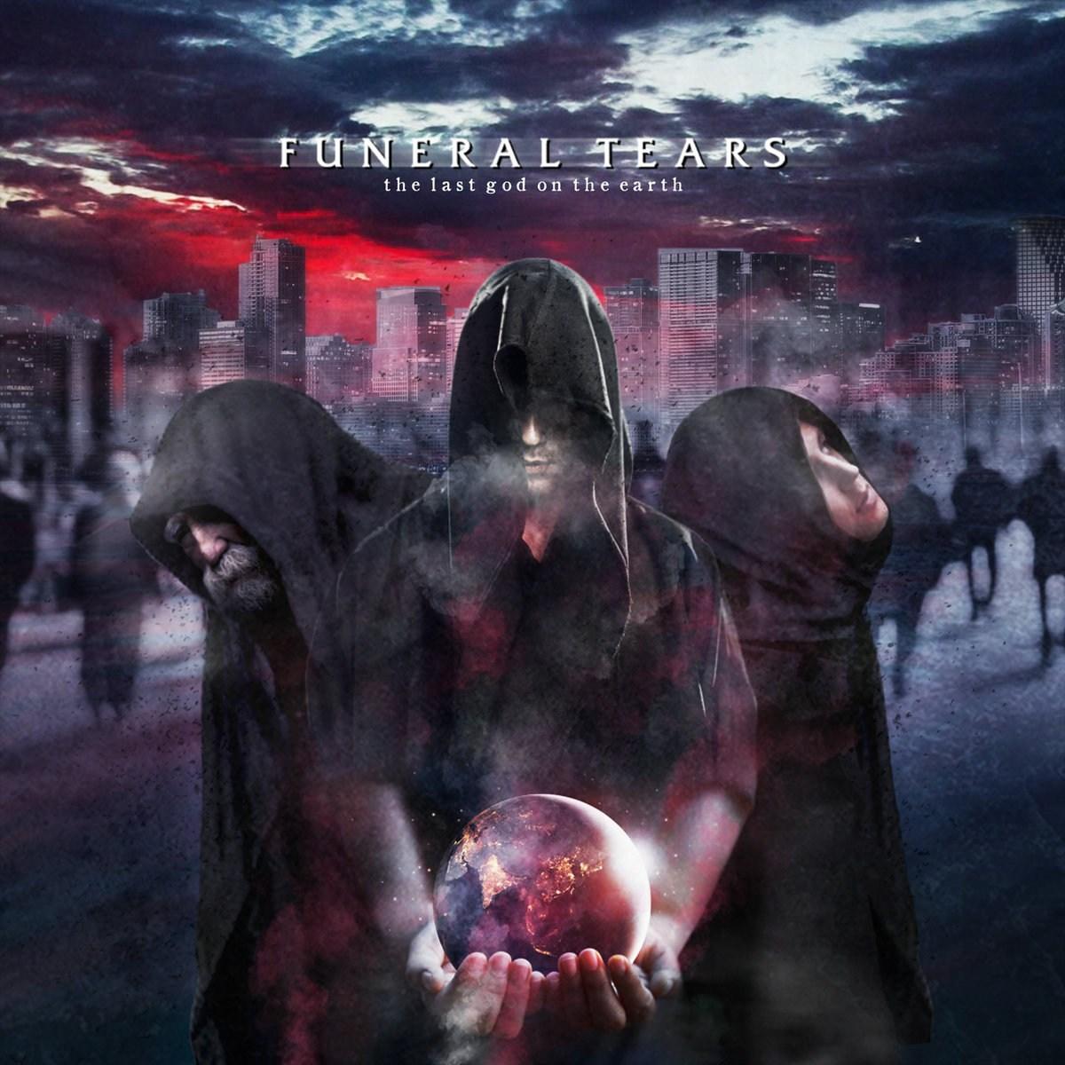 Funeral Tears - The Last God on the Earth