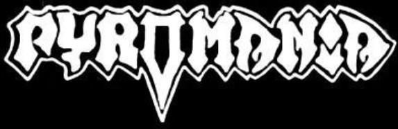 Pyromania - Logo