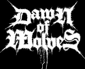 Dawn of Wolves - Logo