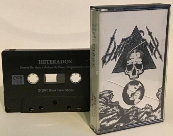 Heteradox - Destroy the Mask