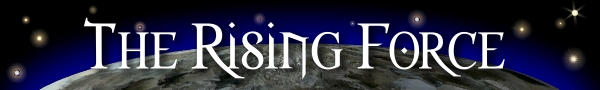 The Rising Force - Logo