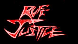 Ruff Justice - Logo