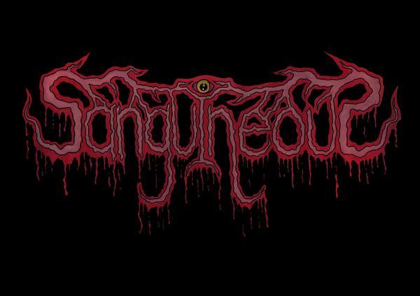 Sanguineous - Logo