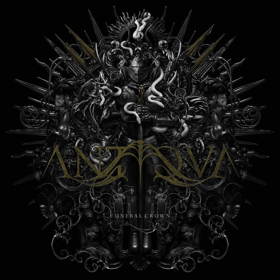 Antiqva - Funeral Crown