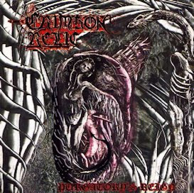 Crimson Relic - Purgatory's Reign