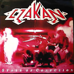 Czakan - State of Confusion