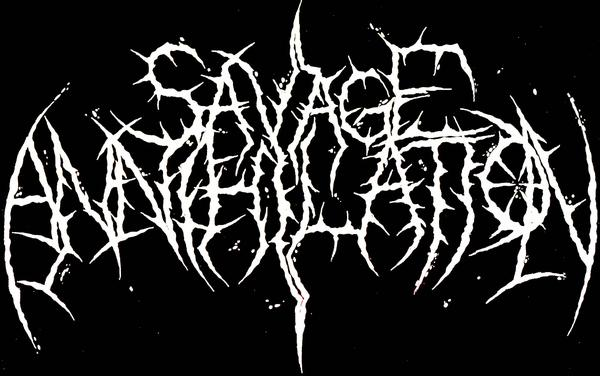 Savage Annihilation - Logo