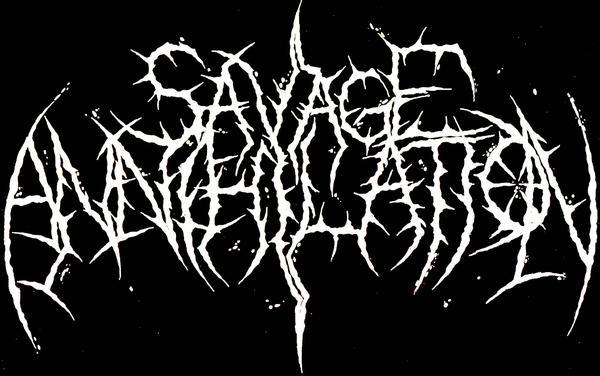 Savage Annihilation - Logo