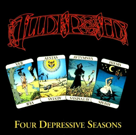 Illdisposed - Four Depressive Seasons