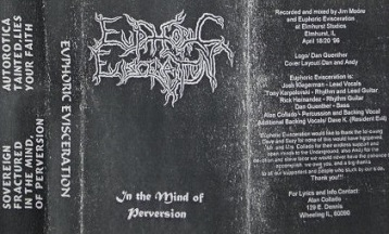 Euphoric Evisceration - In the Mind of Perversion