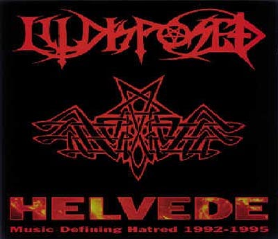Illdisposed - Helvede