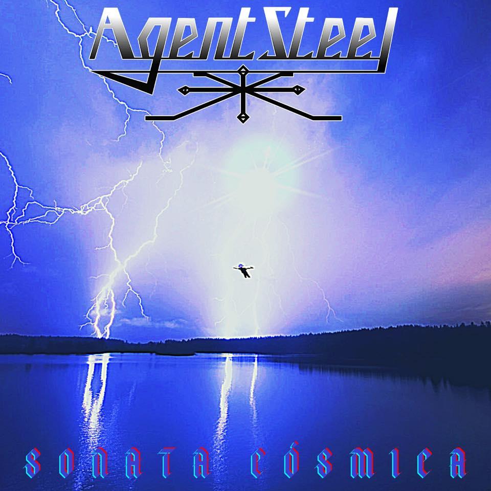Agent Steel - Sonata Cósmica