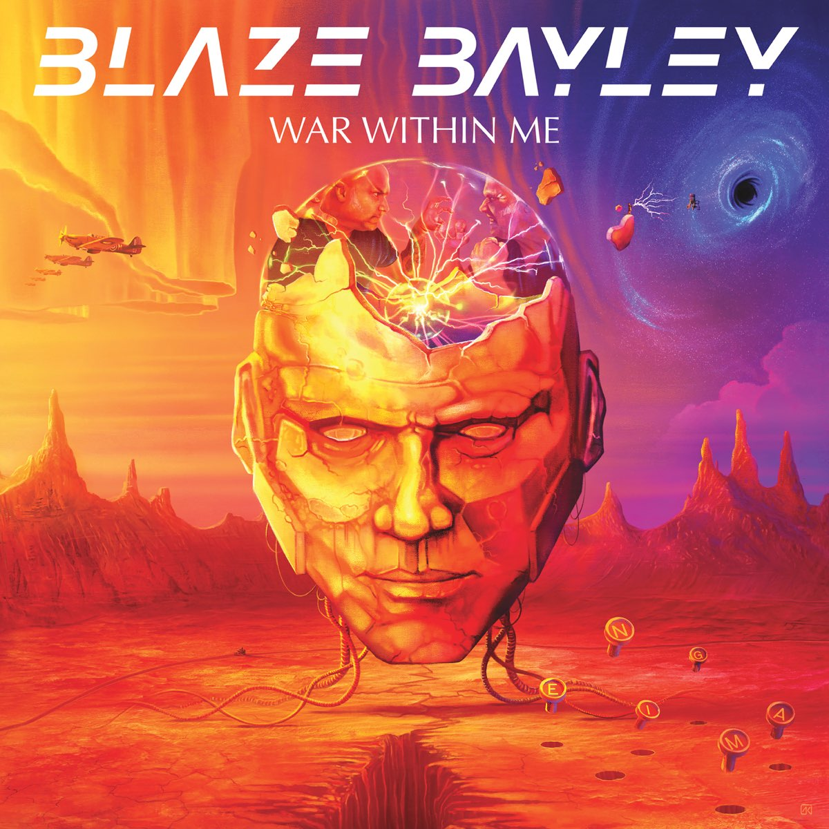 Blaze Bayley - War Within Me