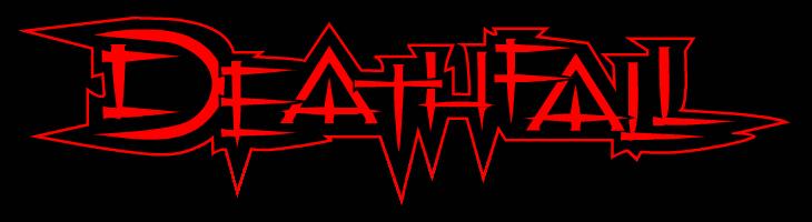 Deathfall - Logo