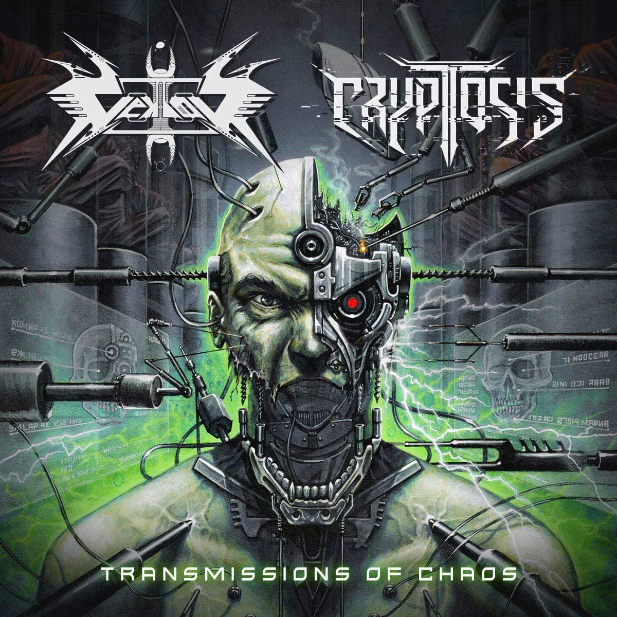 Vektor / Cryptosis - Transmissions of Chaos