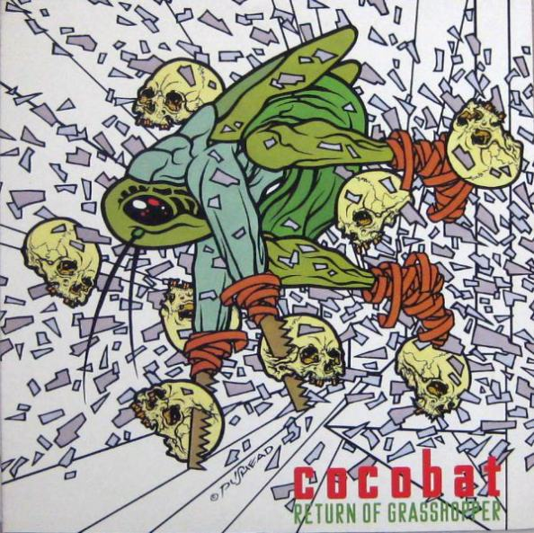 Cocobat - Return of Grasshopper