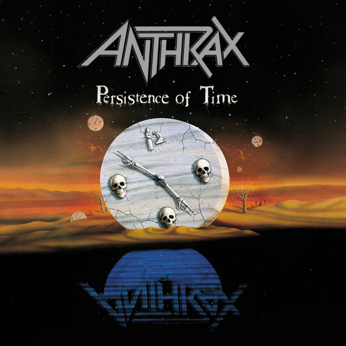 Anthrax - Persistence of Time