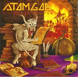 Atom God - History Re-Written