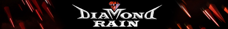 Diamond Rain - Logo