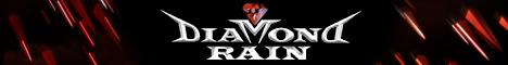 Diamond Rain - Logo